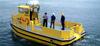 Centurion 30 Aluminium workboat Minitug Catamaran