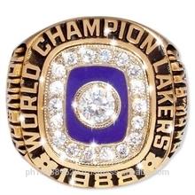 lakers 1988 NBA championship ring