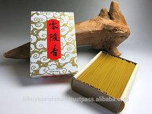 Japonés kunmeido varitas de incienso, reiryoko, económico paquete a granel