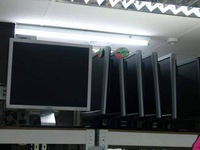 Used LCD clear display best stock computer TFT Monitors for sale in Bulk Second Hand Used LCD Monitors 17 Inch and 19 inch