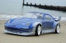 FG Porsche GT2 1/5 Scale 465mm Short Wheelbase Car bodyshell complete!!