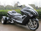 NEW: 300cc Trike Motorcycle Water Cooled Three 3 Wheels