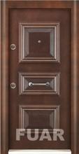 KENT DOOR 2014 Cheap Price House Front Door Design, Paint Colors Exterior Door Styles, Fire Rated Steel Security Door