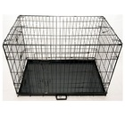 Dog Cages - All Sizes - Black or Silver
