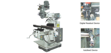 Precision Built, High Performance,High Quality Turret Milling Machinery From India