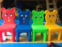 Plastic children chairs