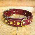 Handmade designer collari per cani, guinzagli e collari di cane carino, ingrosso collari per cani e guinzagli