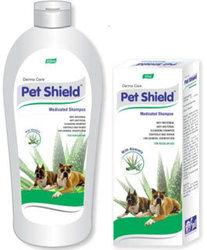 pet shield dog shampoo( pack of 200ml)
