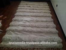 Vintage Moroccan wedding blanket 305cm x 163cm wholesale of handira