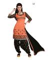 คอลเลกชันล่าสุดของอินเดียปัญจาบวัสดุชุดในราคาขายส่ง
