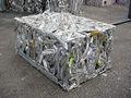 6063,6061 restos de aluminio