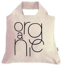 Cotton printed organic canvas bags