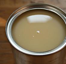 tatlandırılmış yoğunlaştırılmış süt