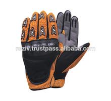 Sports glove, Racing Glove, Motocross Glove