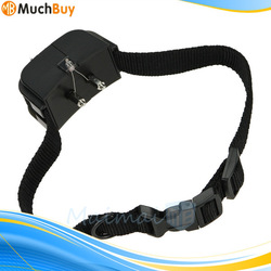 Black 4 In 1 Remote Small/Med Dog Training Shock Vibration Collar Safe for Dog