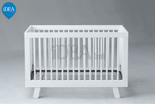 3-in-1 Convertible Baby Crib