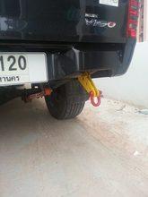 Extended Car Puller for Toyota Hilux Vigo