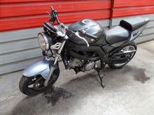 SUZUKI 650 SV
