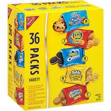 Nabisco& cookies galletas paquete de variedad