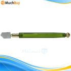 Green Replaceable Skid 48g Wheel Axle Cutting Head Glasscutter