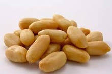 long type blanched peanuts