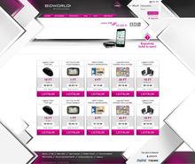 Bid website