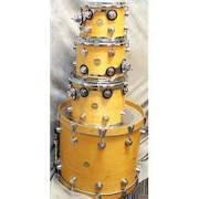 DW Maple 4 Piece Collectors Natural Drum Kit