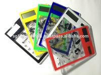 Transparent Solar Mini Touch Screen LCD Calculator