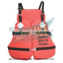 Work Vest 50N, CE ISO 12402 ( SUP-MOE-WV50N-71144-1 )