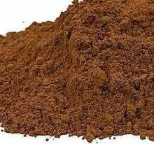 100% dark brown alkalised cocoa powder