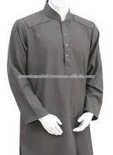 A Custom Mens Shalwar Kameez Suits,GI_7568 High quality fashion mens kurta/KURTA AND SHAWAR WITH EMBROIDERY/kurta shalwae