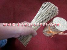 Round shape bamboo sticks