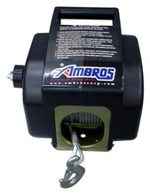 ELECTRICAL WINCH - BOAT WIINCH P2000-2B(12V) AMBROS