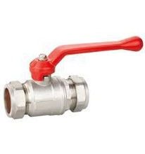 brass reducing ball valve
