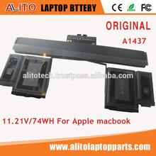 """100% Genuine Original Battery For MacBook Pro 13"""" Retina A1437 A1425 2012 2013"""