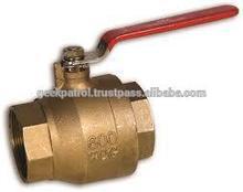 ball valve for gas