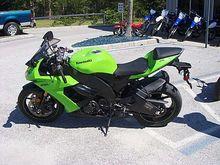 Used 2008 Kawasaki Ninja ZX-10R for Sale