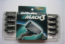 Mach 3 Cartridges Shaving Blades For Razor 8 pieces/Pack