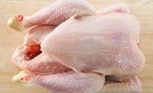 A grade de frango inteiro congelado halal para exportação para a venda.