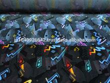 High quality jacquard upholstery custom textiles industry in nagoya Water Repellent, Antibacterial Flame Retardant