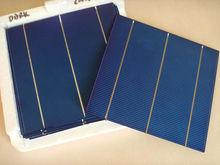 156mm 3 bus bar Poly-crystalline Solar Cell