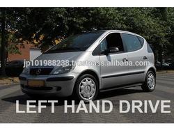 USED CARS - MERCEDES-BENZ A-CLASS 170 CDI CLASSIC CAR (LHD 1273 DIESEL)