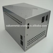 Japanese durable electronic aluminum enclosure for sale