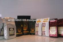 Best quality Indonesian Civet Coffee roasted beans ( Luwak Coffee)