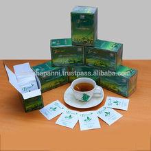 Tea bags GREEN TEA