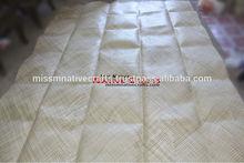 Fine Weave Lauhala Matting, Wall Covering Lauhala Mat