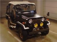 Mitsubishi Jeep IB21035