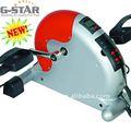 Gs-8102 caliente de ventas motorizado mini pedal de bicicleta de ejercicio para personas de edad