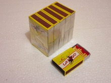 factory price wholesale small safety match boxes manufacturer from Madurai, Tamil Nadu, India