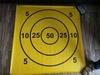 Target Toss Floor Mat